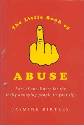 Book cover for The Little Book of Abuse