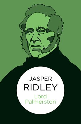 Book cover for Lord Palmerston