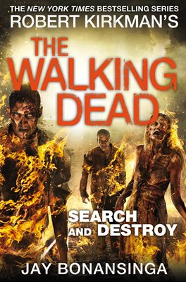 Book cover for Search and Destroy