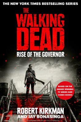 Book cover for Rise of the Governor