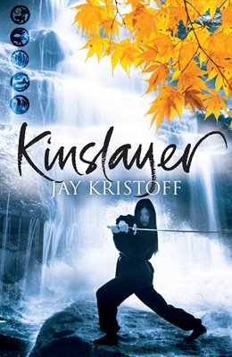 Book cover for Kinslayer