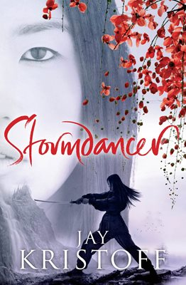 Book cover for Stormdancer