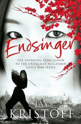 Book cover for Endsinger