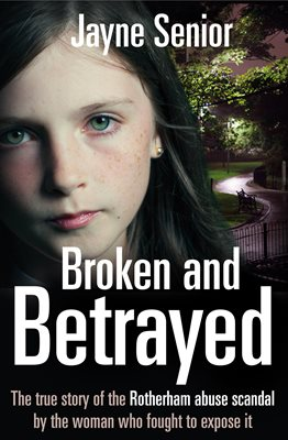 Book cover for Broken and Betrayed