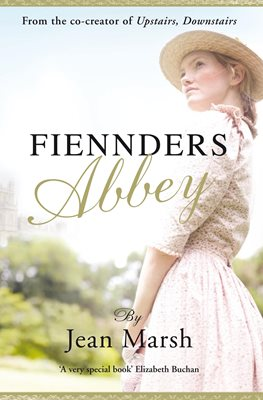 Book cover for Fiennders Abbey