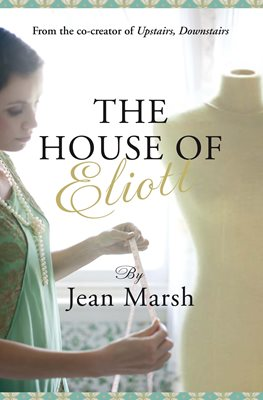 Book cover for The House of Eliott