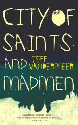 Book cover for City of Saints and Madmen