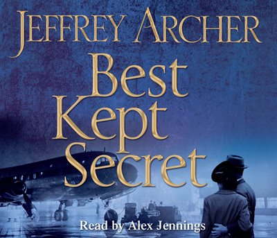 Book cover for Best Kept Secret