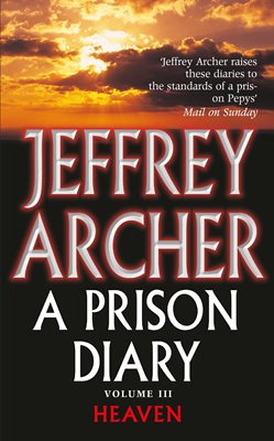 Book cover for A Prison Diary Volume III
