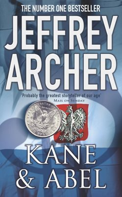 Book cover for Kane and Abel