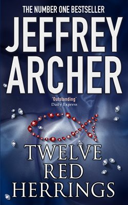 Book cover for Twelve Red Herrings