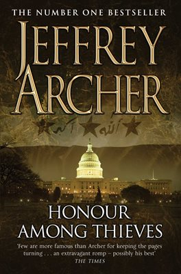 Book cover for Honour Among Thieves