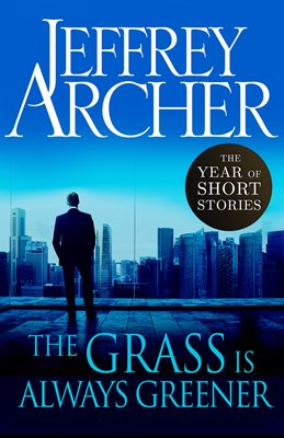 Book cover for The Grass Is Always Greener
