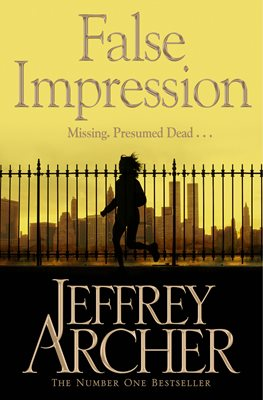 Book cover for False Impression
