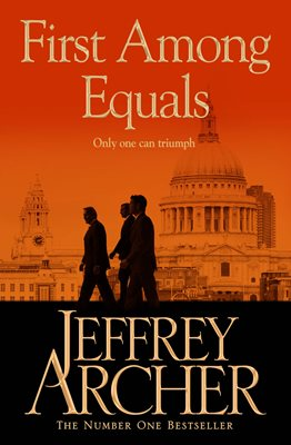 Book cover for First Among Equals