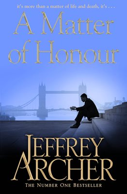 Book cover for A Matter of Honour