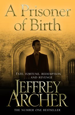 Book cover for A Prisoner of Birth