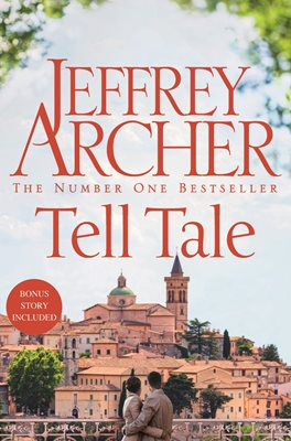 Book cover for Tell Tale