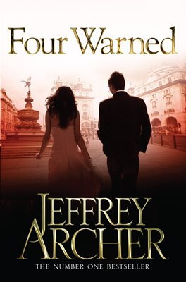 Book cover for Four Warned