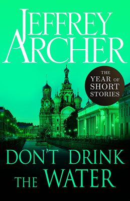 Book cover for Don't Drink the Water
