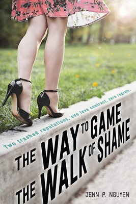 Book cover for The Way to Game the Walk of Shame