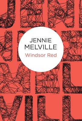 Book cover for Windsor Red