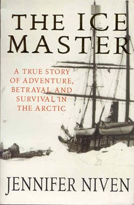 Book cover for The Ice Master
