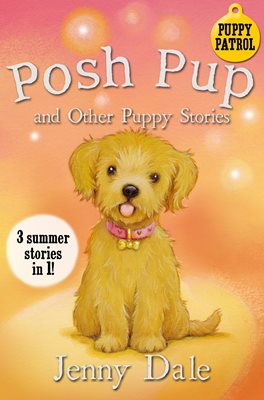 Book cover for Posh Pup and Other Puppy Stories