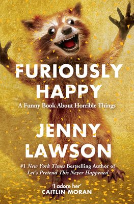 Book cover for Furiously Happy