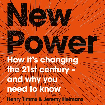 Book cover for New Power