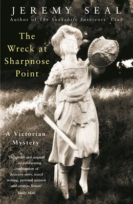Book cover for The Wreck at Sharpnose Point