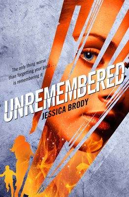 Book cover for Unremembered