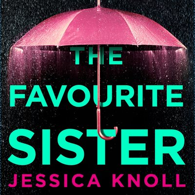 Book cover for The Favourite Sister
