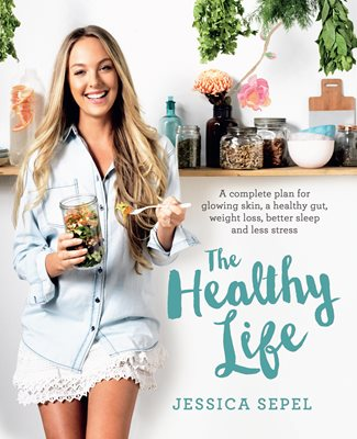 Book cover for The Healthy Life