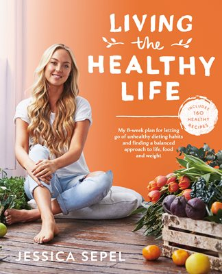 Book cover for Living the Healthy Life