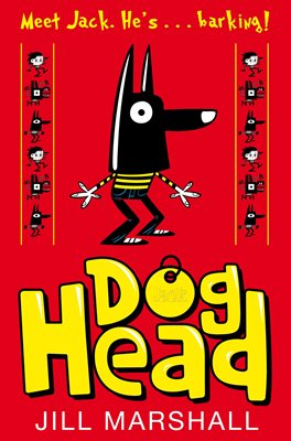 Book cover for Doghead