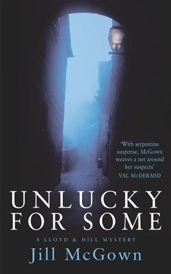 Book cover for Unlucky for Some