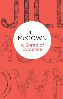 Book cover for A Shred of Evidence