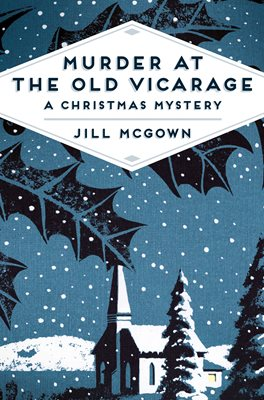 Book cover for Murder at the Old Vicarage
