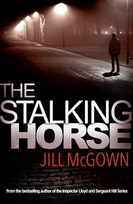 Book cover for The Stalking Horse