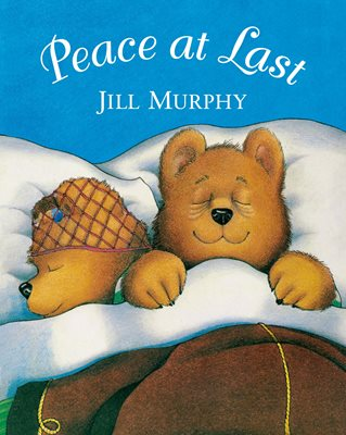 Book cover for Peace at Last Big Book