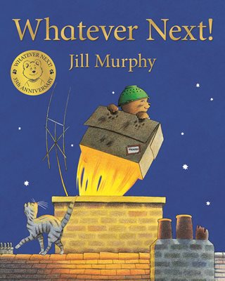 Book cover for Whatever Next!