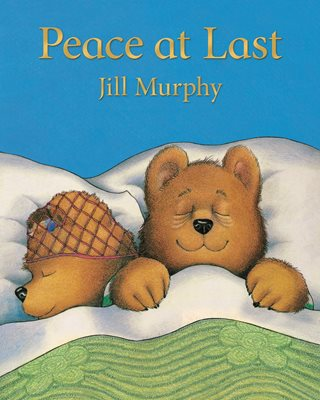 Book cover for Peace at Last
