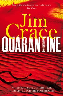 Book cover for Quarantine
