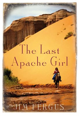 Book cover for The Last Apache Girl
