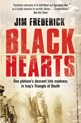 Book cover for Black Hearts