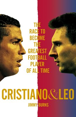 Book cover for Cristiano and Leo