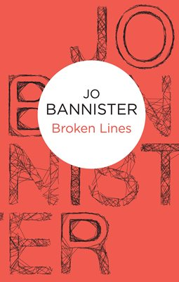 Book cover for Broken Lines