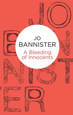 Book cover for A Bleeding of Innocents