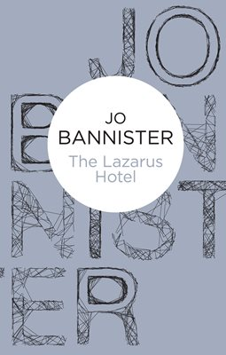 Book cover for The Lazarus Hotel